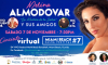 Melina Almodóvar presenta Miami Beach Virtual Salsa Festival este sábado 7 de noviembre